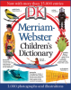 Merriam-Webster Children's Dictionary (DK Publishing)